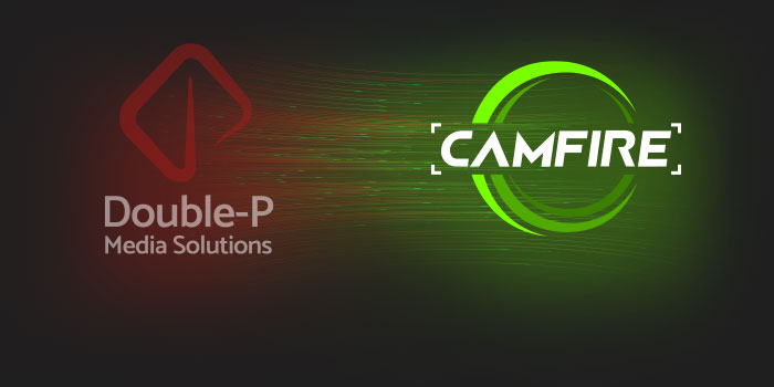 aus Double-P Media Solutions wird CAMFIRE